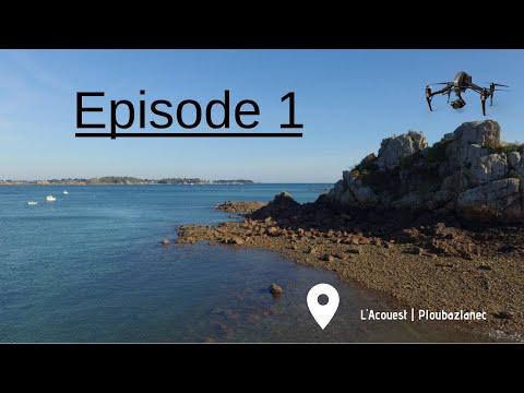 BRETAGNE, L'Arcouest par Drone ! (Créations et loisirs)