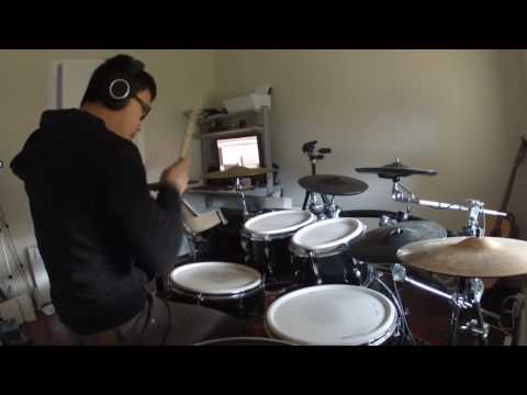 Noah - Sings Legend - Andaikan Kau Datang Kembali (drum cover) by Budi Fang