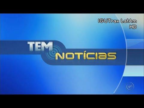 Escalada e encerramento TEM Notícias Bauru 2ª edição (06/05/2016)