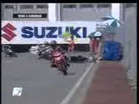 2011 PETRONAS Malaysian Cub Prix Championship   Season Review  Crash Compilation   YouTube