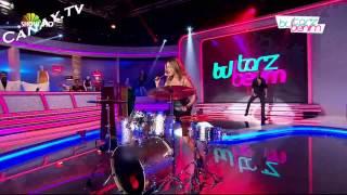 İvana Sert Dolgun Gögüsler Mini Etek Süper Dans Bu Tarz Benim Show Tv
