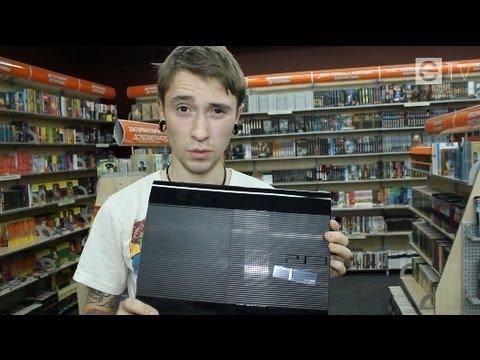 Обзор новой приставки PlayStation 3 Super Slim