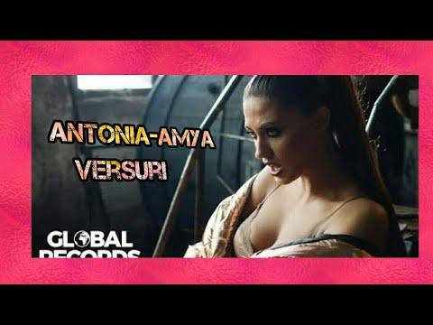 ANTONIA-Amya |versuri|