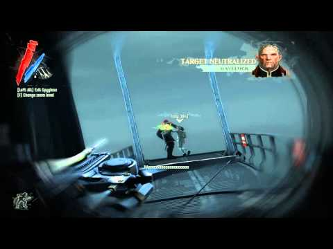 Dishonored: All the ways to kill Havelock (High Chaos Ending)