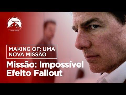 Missão: Impossível - Efeito Fallout | Making of: Nova Missão | LEG | Paramount Brasil