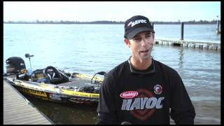 Mike Iaconelli on the 2012 Bassmaster Classic and Shreveport-Bossier