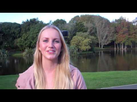 Study Tourism at the University of Waikato: Tessa Sowry