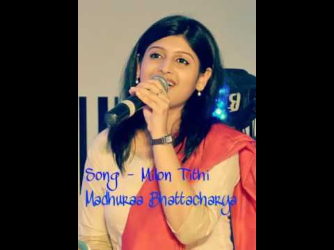 Milon Tithi Title Song | Madhuraa Bhattacharya