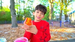 Jason Seeks Slime and Opens Toys!