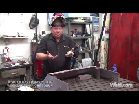 Jay Leno's Garage: 1914 Detroit Electric Restoration - Aluminum Welding | TIG Time
