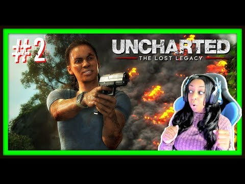 I DIDN'T LIE!!! | Uncharted: The Lost Legacy Episode 2 Gameplay!!!