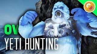 Overwatch YETI HUNTING! - Custom Game (Winter Wonderland)
