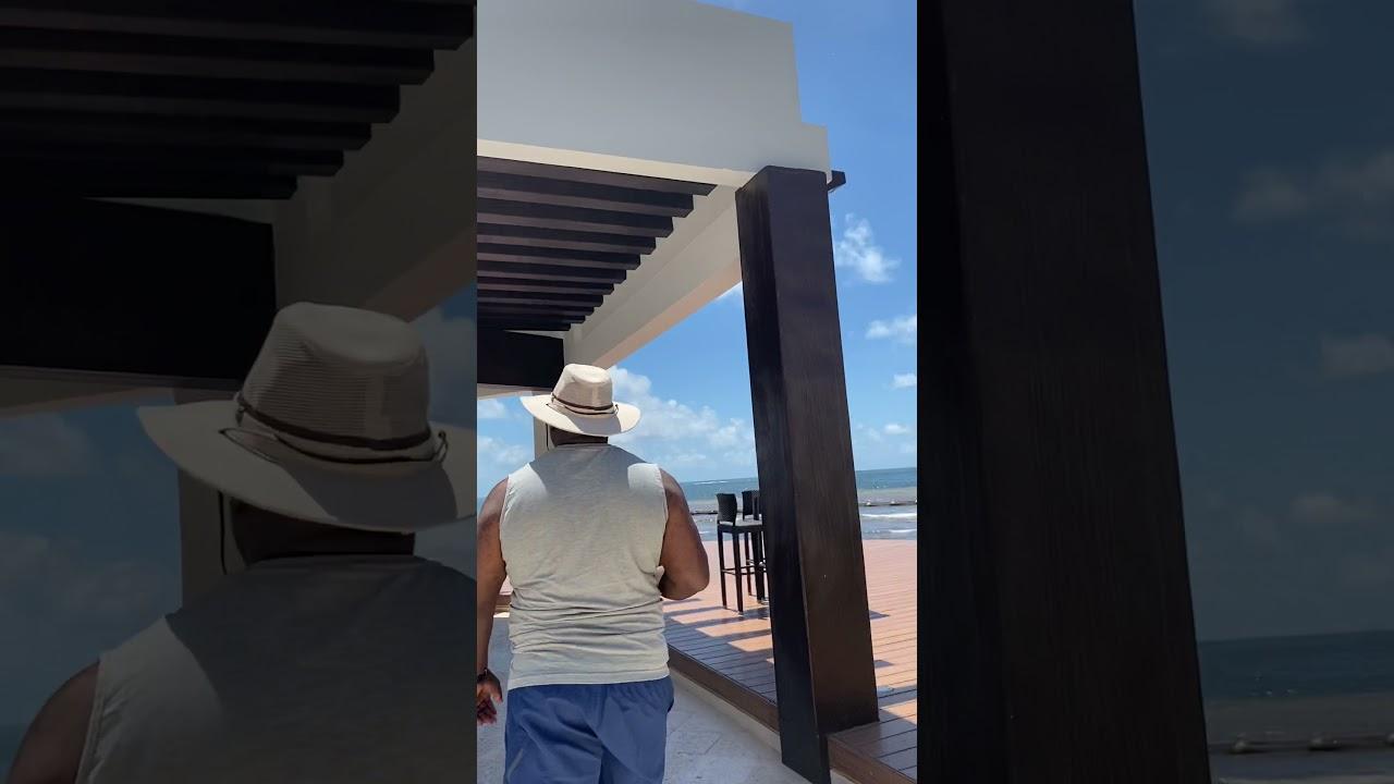 Download A walk around the Ventus at Marina El Cid resort