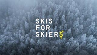 Fischer I Skis For Skiers