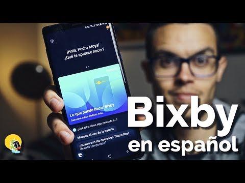 Probamos BIXBY En ESPAÑOL - Así Es El Asistente De Samsung