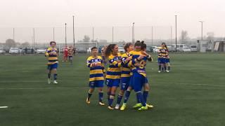 Serie C Femminile, 7^ giornata Parma-Carpi (San Paolo) 2-0, 37' st gol di Terzoni (rig.)