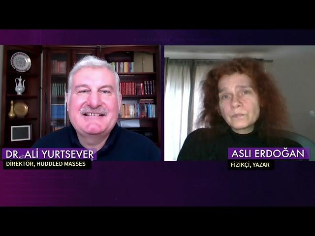 Susturulmuş Türkiye; Yazar, Fizikçi, Aslı Erdoğan ile ülkenin geldiği noktayı konuştuk.
