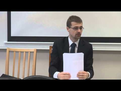 Dr. Marcin Wujczyk - EU Standards in the field of Labour Law and Social Policy [Part 1]