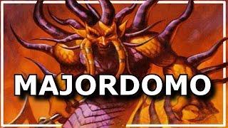 Hearthstone - Best of Majordomo Executus