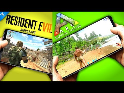 ARK YA EN LA PLAYSTORE Y RESIDENT EVIL! - Top Juegos Android | Yes Droid