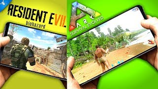 Ark Ya En La Playstore Y Resident Evil - Top Juegos Android  Yes Droid