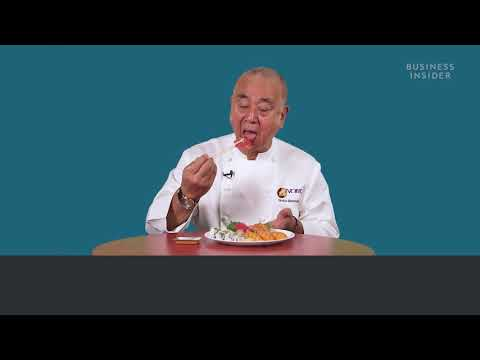 The Right Way To Eat Sushi, According To Renowned Japanese Chef Nobu Matsuhisa