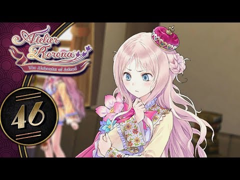 Atelier Rorona: The Alchemist Of Arland DX (Switch, Letu0027s Play) | Orthogalaxen | Part 46