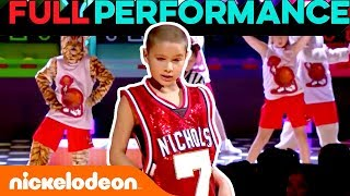 "nicholas performs ""swish swish"" by katy perry ft nicki minaj 🏀 lsbs nick"