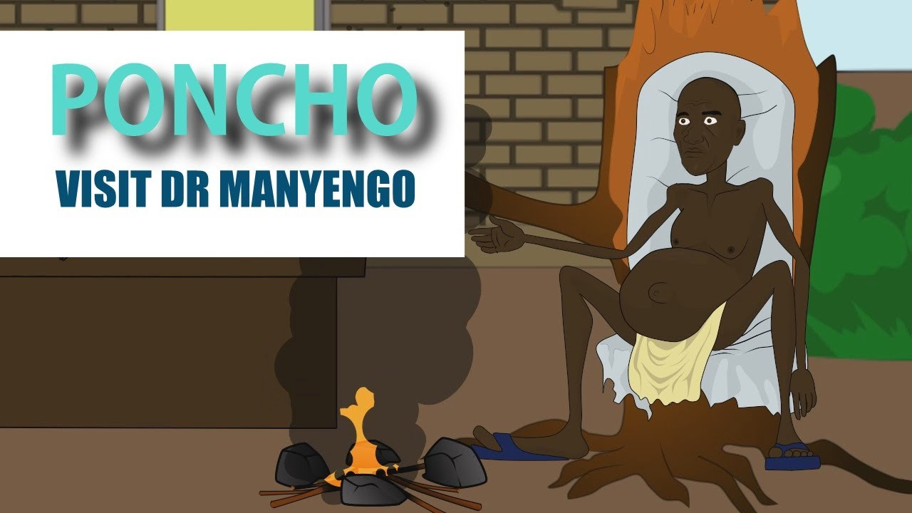 Download Zakado the boxer : Poncho goes to a witchdoctor .