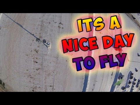 ITS A NICE DAY TO FLY