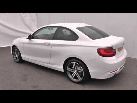 bmw 2 series coupe f22 218i sport coupe b38 z2sa u15387 youtube. Black Bedroom Furniture Sets. Home Design Ideas
