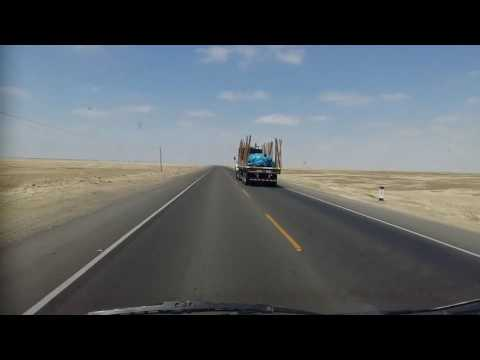 Viajando de Piura a Chiclayo en Perú