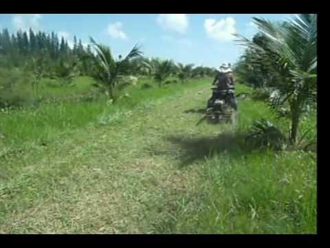 ATV ตัดหญ้า