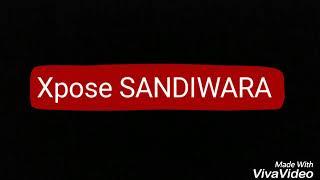 Xpost Sandiwara - Lirik