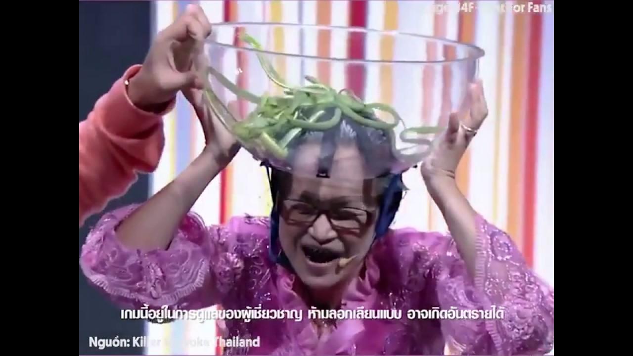 Cụ Già Tham Gia 'Đố Ai Hát Được' Phiên Bản Thái !!