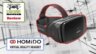 Why the Homido V2 Virtual Reality Headset Is The One To Own