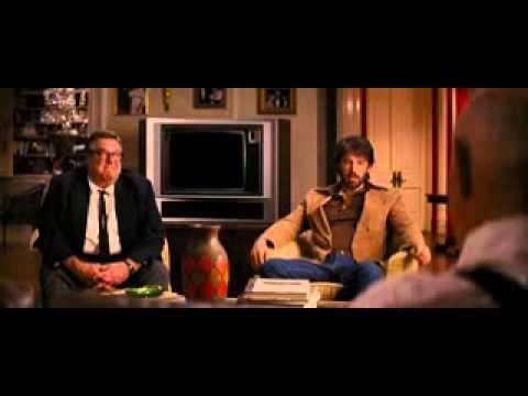 Epic scene from Argo m...