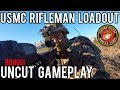 USMC Rifleman Airsoft Loadout From Milsim West Seize Grozny Bonus Uncut Gameplay mp3