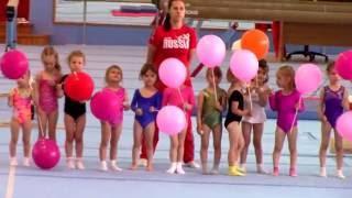 Влог:Школа спортивной гимнастики Л.Латыниной/Едем,занимаемся#School gymnastics / Let's go, do