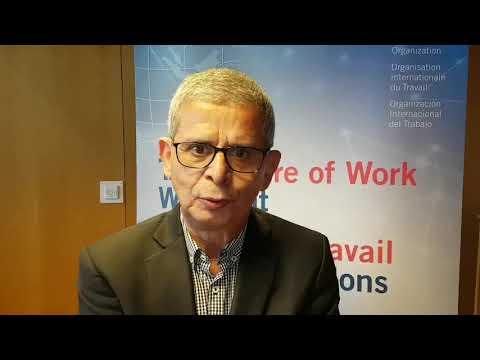 Avenir du Travail: Entretien avec Rachid Meknassi de l'Université Mohamed V