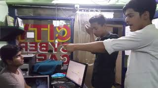 Types Of People In Cyber Cafe Avinash Jha Rituraj Sharma