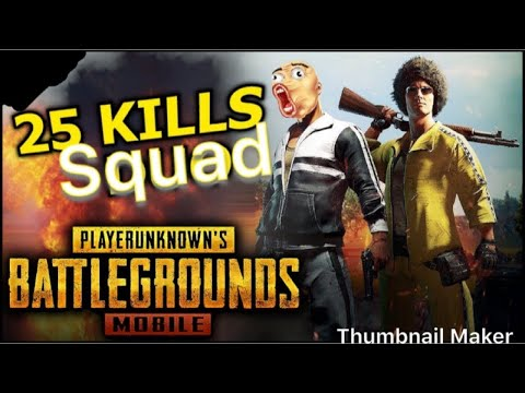 DESTROYING SQUADS IN PUBG MOBILE WITH AUG AND AWM Your Videos on VIRAL CHOP VIDEOS