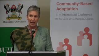 CBA opening speeches: Clare Shakya