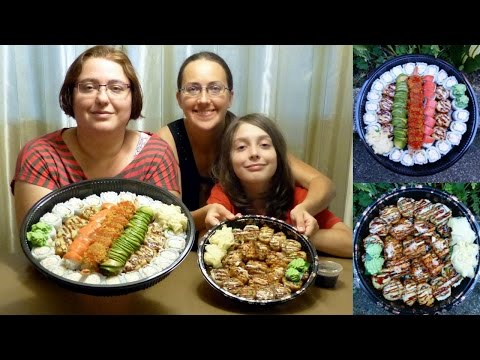 Sushi Dream | Gay Family Mukbang (먹방) - Eating Show