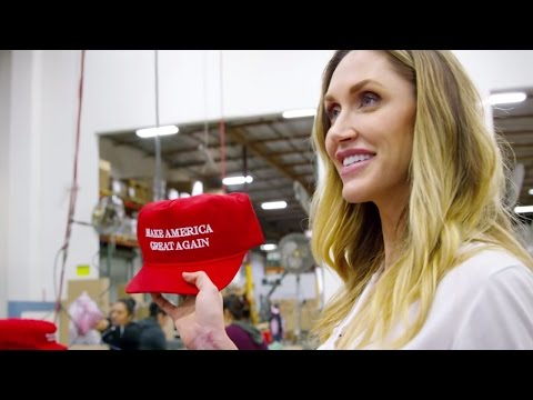Made In The USA Trump AD - New President Donald Trump Video Buy American Hire Jobs Workers MOVEMENT