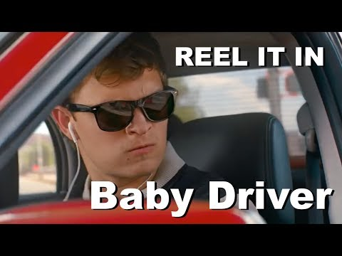 BABY DRIVER Movie Review- REEL IT IN
