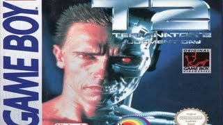 Terminator 2: Judgment Day - Game Boy Longplay - NO DEATH (Full Gameplay)