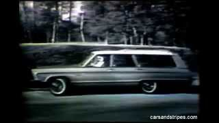 1965 Plymouth Range - original commercial