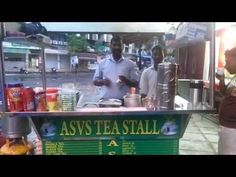 ASVS TEA STALL IN NAVI MUMBAI