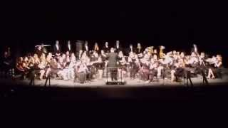 Freeport High School Symphonic Band - Variations on a Korean Folk Song
